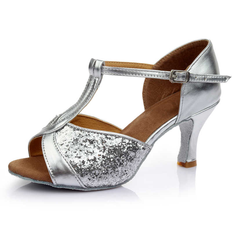 New Women's Latin Dance Shoes Ladies