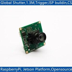 1.3MP migawka globalna kamera MIPI CSI-2, CS-MIPI-SC132 dla Raspberry Pi 4/3B +/3 i Jetson Nano xavienx