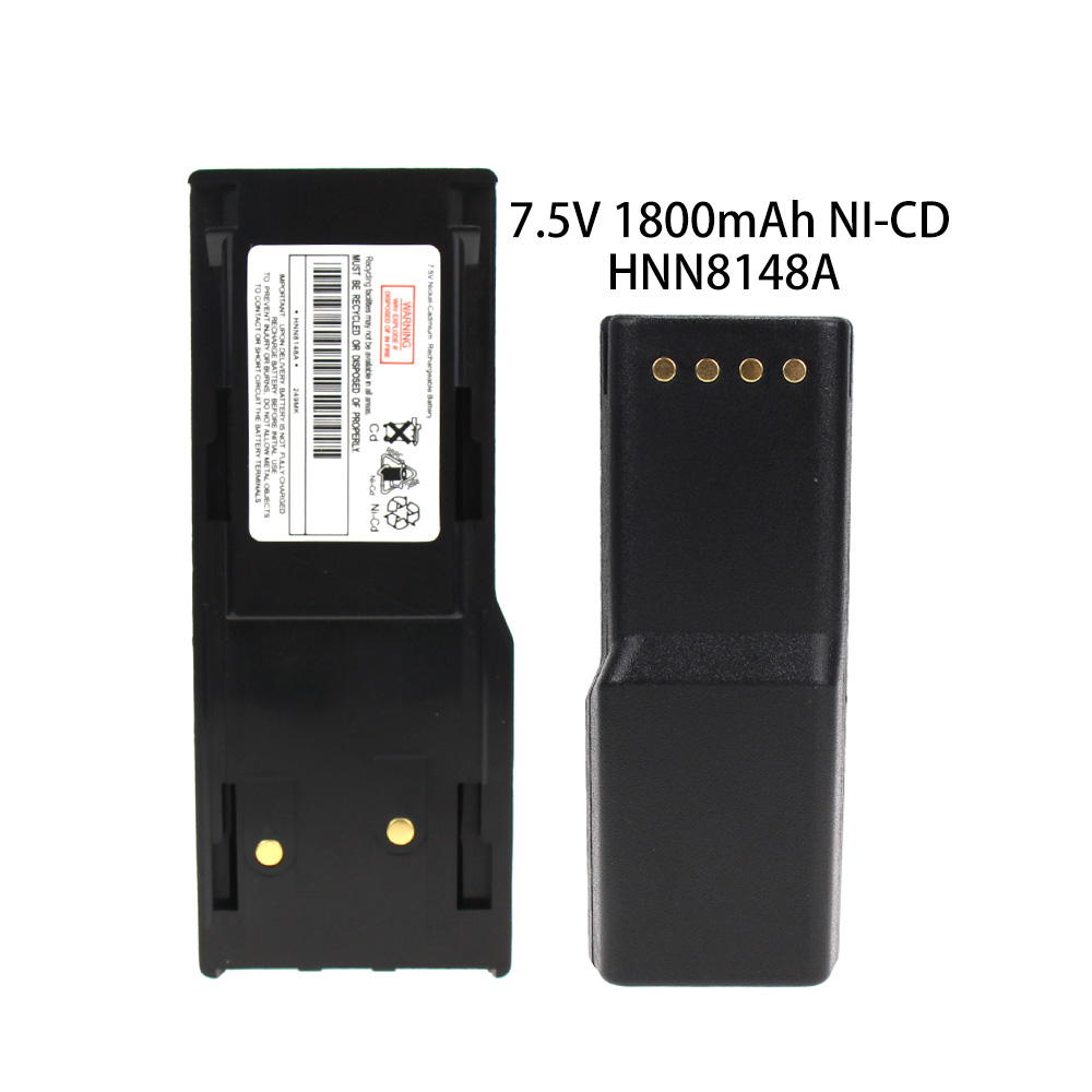 HNN8148 Battery For Motorola Radius P110 A110 P-110 Two Way Radio HNN8148A Ni-MH 1800mAh