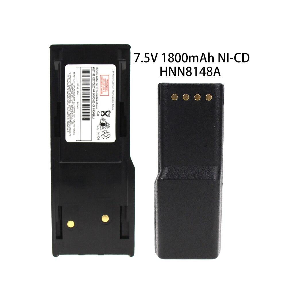 HNN8148 HNN8148A 7.2V Ni-Mh 1800mAh Extended Battery for MOTOROLA RADIUS P110