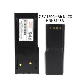 цена на HNN8148 Battery for Motorola Radius P110 A110 P-110 Two Way Radio HNN8148A Ni-MH 1800mAh