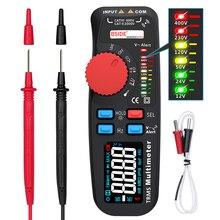 Multimètre numérique à 6000 points, ADM92CL PRO, testeur de fréquence, Mini tension et résistance actuelle