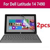 Dell latitude 14 7490 용 laptoptablet 용 microsoft surface 노트북 pet 화면 보호기 용 hd 보호 필름