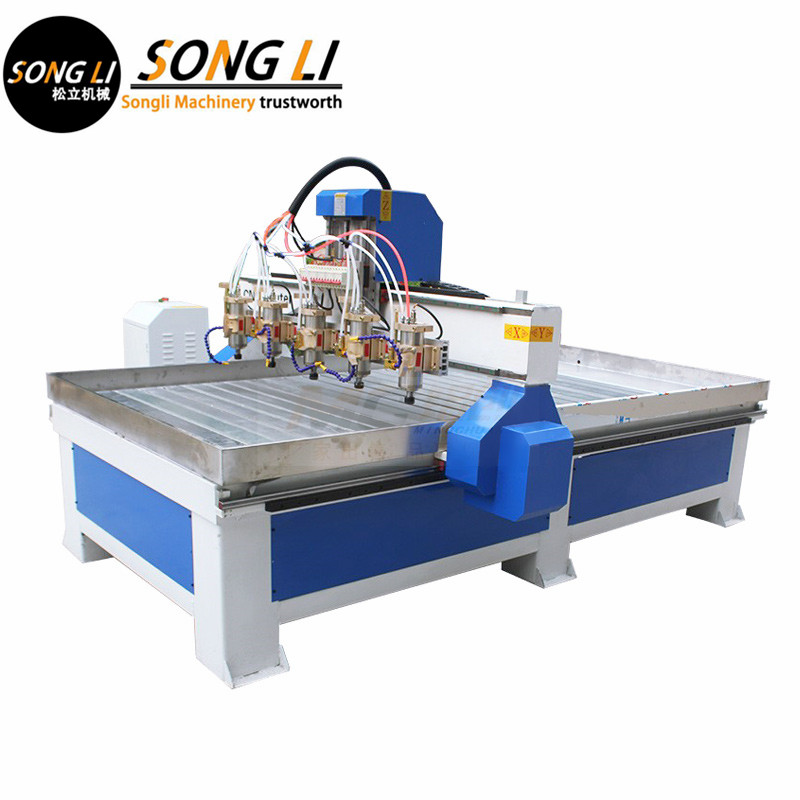 Songli <font><b>6060</b></font> 6090 1012 1325 <font><b>CNC</b></font> <font><b>router</b></font> manufacturer direct sales support customization ensure delivery within 5 working days image
