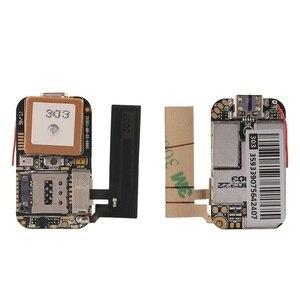 Image 5 - High Quality 1PC ZX302 ZX303 PCBA GPS Tracker Mini GSM GPS Wifi LBS Locator SOS Alarm Web APP Tracking