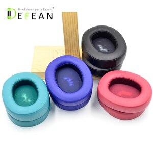 Image 1 - Defean Cuscino di Ricambio Ear Pad per Jbl E55 E55BT E 55 Bt Bluetooth Cuffie Senza Fili