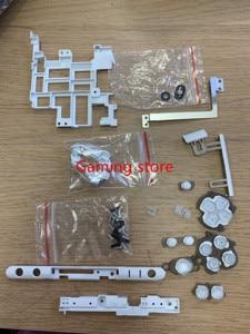Image 1 - 1set zwart of wit voor psvita voor ps vita psv 2000 slim game console case behuizing shell knop met schroeven baffle reparatie onderdelen