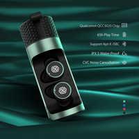 Auriculares Nillkin inalámbricos con micrófono, CVC Cancelación de ruido auriculares Bluetooth 5,0 a prueba de agua IPX5