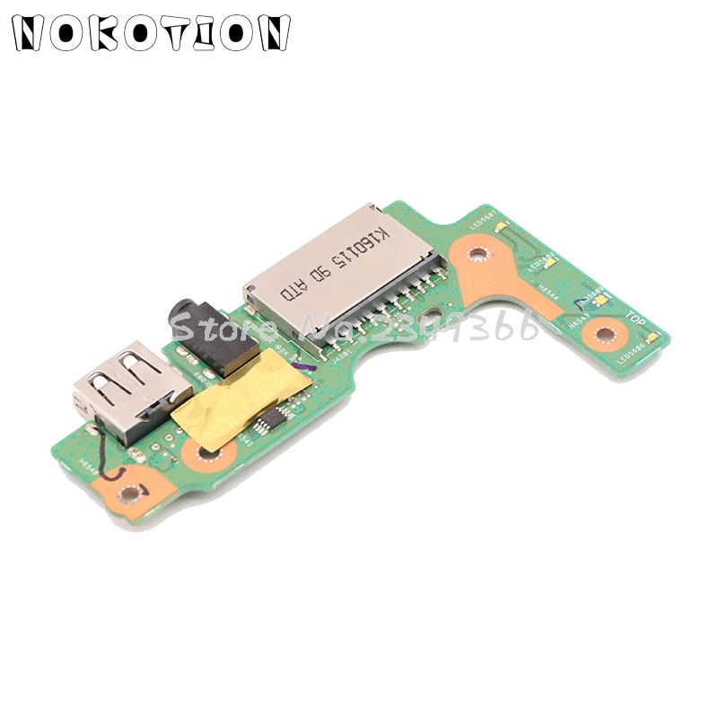 NOKOTION For <font><b>ASUS</b></font> X556U X556UJ X556UJQ X556UB <font><b>X556UA</b></font> X555UV USB Board IO sound board WORKS image
