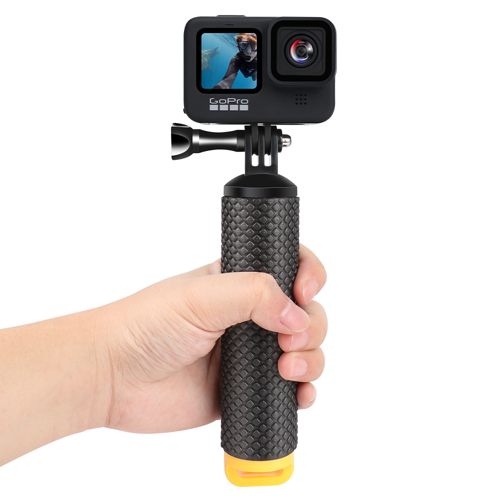 Water Floating Hand Grip Handle Mount Float accessories for Go Pro Gopro Hero 9 8 7 6 5 4 Xiaomi Yi 4K SJ4000 Action Camera-3