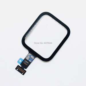 Image 4 - 100% חדש לגמרי Digitizer מסך פנל עבור אפל שעון סדרת 2 3 38mm 42mm סדרת 4 5 40mm 44mm פגום קדמי החלפת זכוכית