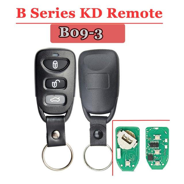 Free shipping (1 piece)B09 01 3 Button B seires Remote Key for URG200/KD900/KD200 machine