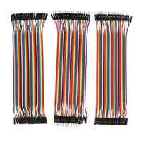 40pin Dupont Jumper mężczyzna/kobieta do kobiet/mężczyzna Raspberry Pi oddzielny kabel