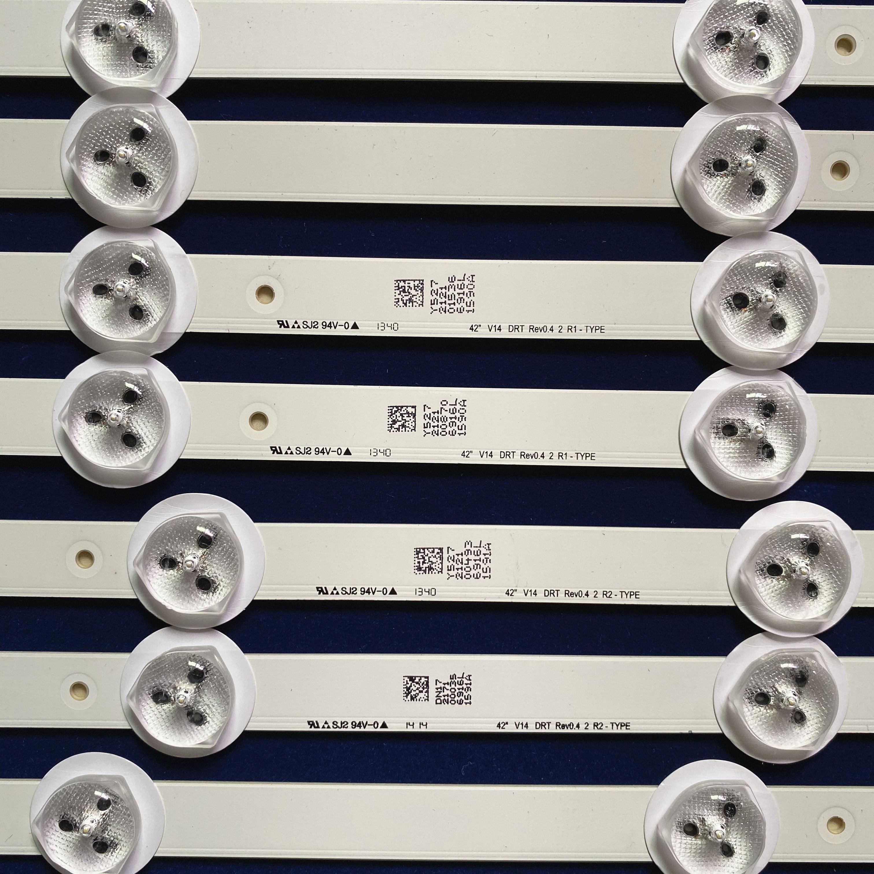 Image 2 - Светодиодный светильник с подсветкой для 42PFK6309/LC420DUN (PG) (P1) 6916L 1458B 42 V14 DRTСветодиодные панели    АлиЭкспресс
