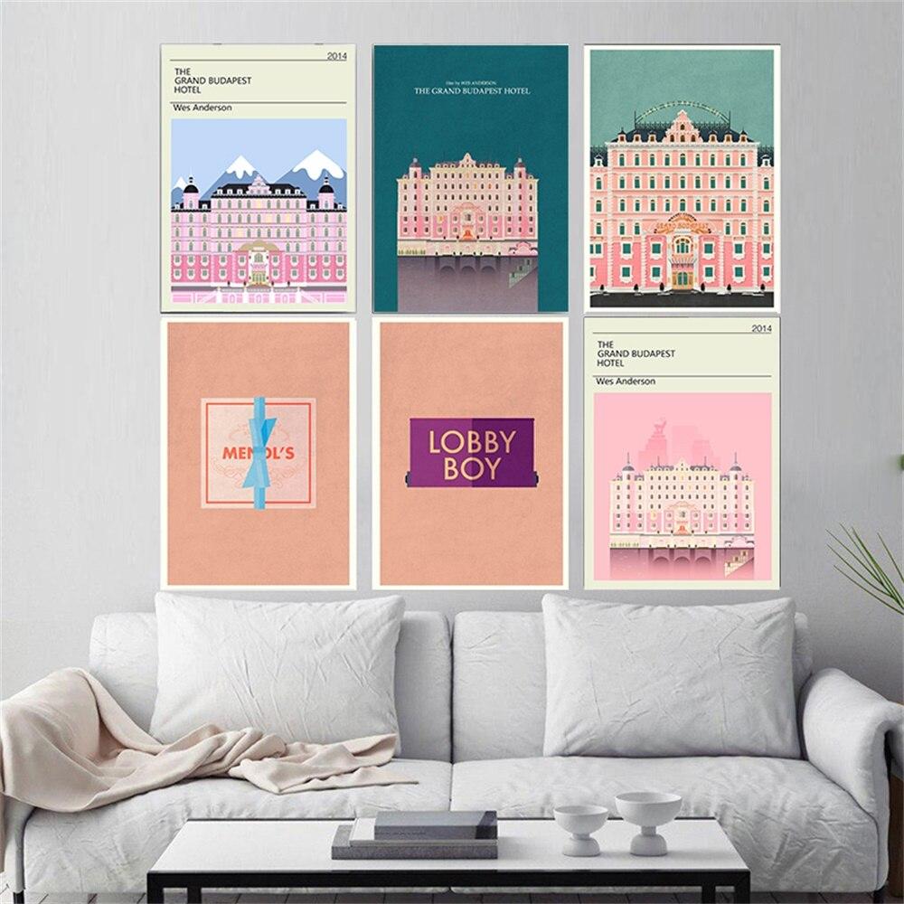 Hotel Arrival Design Hazbin PosterI S Poster Gift For Home Decor Wall Art Print Poster