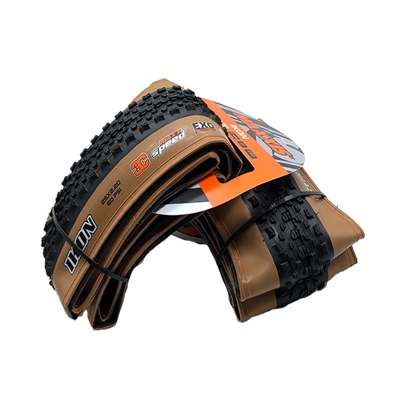 "Maxxis Ikon 29x2.2/"" EXO Skinwall Tubeless Ready Folding bicycle MTB Bike Tyre"