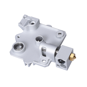 Image 5 - 3D Printer Upgrade Parts Titan Aero HeatSink aluminum Cooling block V6 titan Extruder Short Range Hotend Kit 1.75mm Radiator