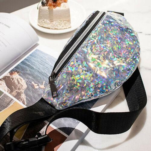 Hot Sale Stylish Causal Packs Girls Waist Fanny Pack Belt Bag Fashion Women Chest Pouch Hip Bum Bag Small Purse Stylish