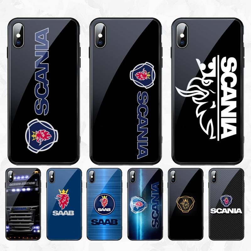 coque iphone 8 scania