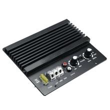 Автомобильный 1000 Вт моно цифровой аудио усилитель высокой мощности усилитель платы мощный бас сабвуфер 12 В