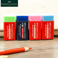 Faber Castell 187170 Art Sketch Writing Drawing Painting Rubber Erasers Exam Special Pencil Eraser For Kids Gift Stationery