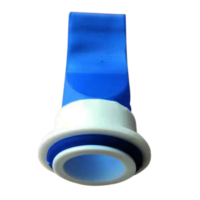 Shower Floor Drain Backflow Preventer, Waterless Trap Seal, One Way Drain Sewer Core 50mm New