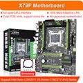Материнская плата Jingsha X79 LGA2011 ATX USB3.0 SATA3 PCI-E NVME M.2 SSD поддержка памяти REG ECC RAM Xeon E5 CPU USB Flash 32G