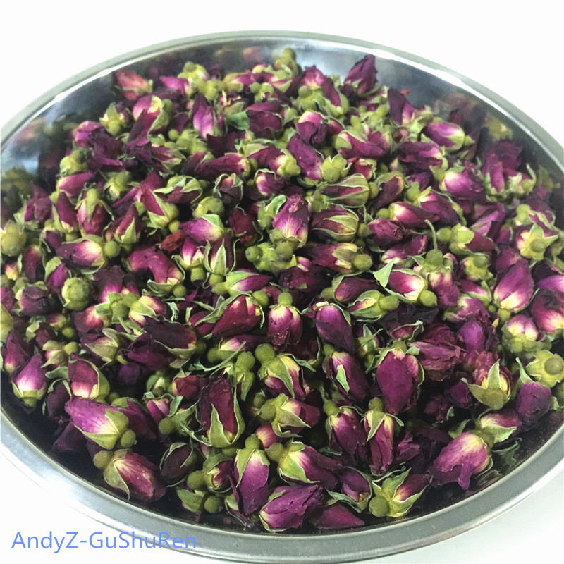 2020 5A Chinese Rose Flower Tea Fresh Natural Organic Rose Tea Green Food For Beauty Lose Weight Health Care Kung Fu Tea 1