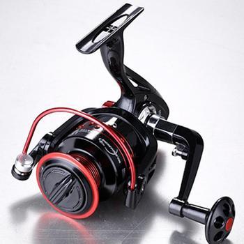 13 Ball Bearings High Speed Gear Ratio Smooth Metal Gear Spinning Fishing Reel Fishing Tool Accessories