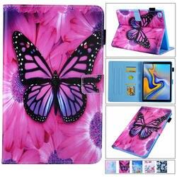 Чехол для Samsung Galaxy Tab S5e 10,5 2019 T720 SM-T720 SM-T725 Smart Cover Funda планшет Детская мода Бабочка Флип Стенд Капа