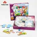 Puzle King nuevo 91*61 AR puzle juguete para niños animales de dibujos animados puzles niños Juguetes Educativos de aprendizaje temprano para regalo de Navidad