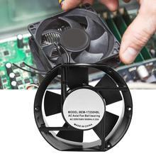 BEM-17250HBL 172 x 150 x 50mm Mute Cooling Fan AC220V/240V Pure Copper Double Ball Bearing Cooling Fan