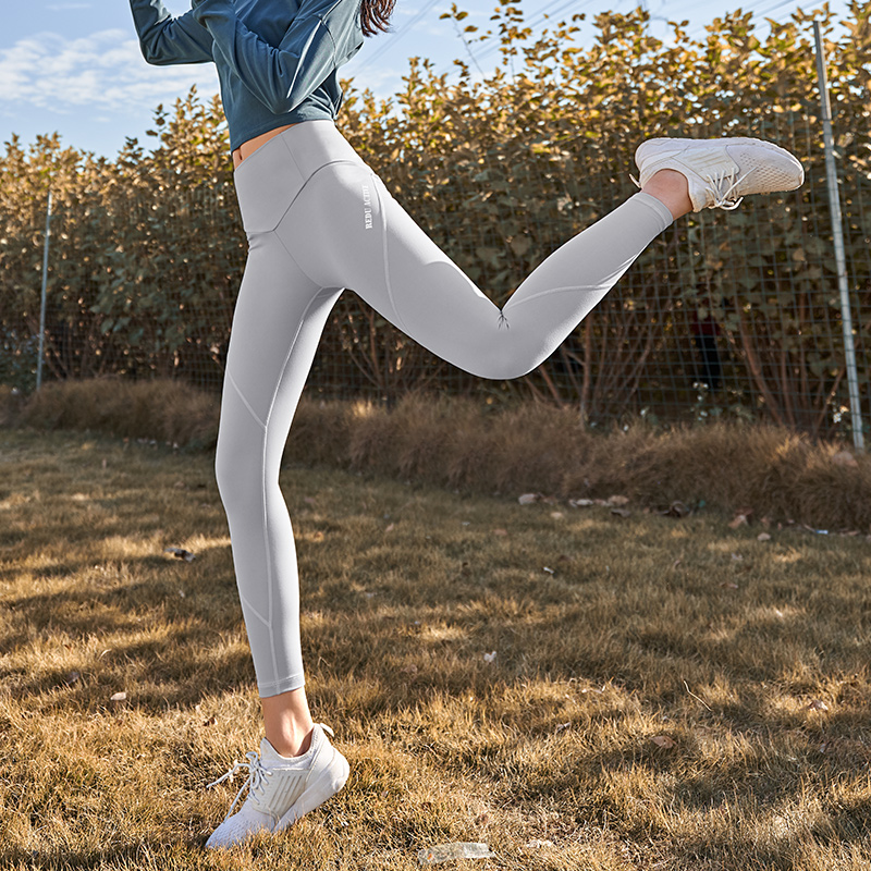 2020 Sexy Yoga Pants Fitness Sports Leggings Female Running Trousers High Waist Yoga Tight Sports Pants Sportswear