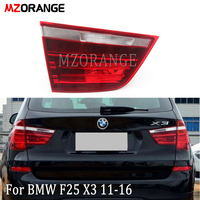 Inner Tail Light Car Light Assembly Tail Brake Lamp For BMW X3 F25 18i 20i 28i 18d 20iX 28iX 35iX 20dX 28dX 30dX 35dX MZORANGE