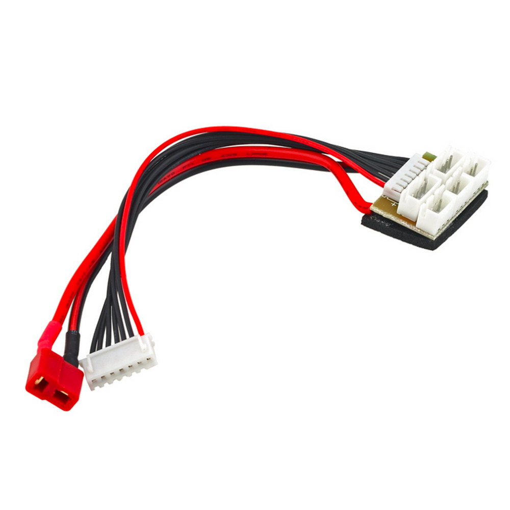 3X2S 2X3S Balance Charger Adapter Cable Board Imax B6 B6AC B8 For RC Battery Wiring Harness Balancer Cable Drop Shipping