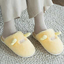 Women's slippers Winter Lovely Home shoes for girls Funny Fur slippers women Non slip Keep warm Wear resistant Soft Cute