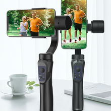 Smartphone Gimbal Action-Camera Cellphone-Video-Record Handheld Stabilizer 3-Axis EKEN