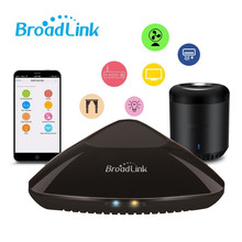 Broadlink RM4 Pro RM Pro+ Universal Intelligent Remote Controller Smart Home Automation WiFi+IR+RF Switch For IOS Android Phone broadlink rm4 pro 2020 newest universal intelligent remote controller smart home automation wifi ir rf switch for ios android