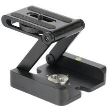 Профессиональный Гибкий штатив для камеры Z Pan& Tilt алюминиевый складной кронштейн для штатива Z головка решение для фотостудии