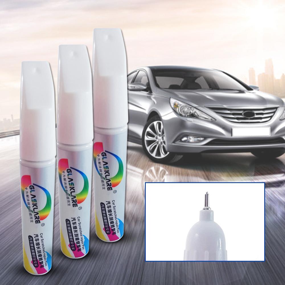 Car Scratch Filler Repair Cover Pen Waterproof Tire Wheel Paint Repair Marker Pen Non-Toxic Car Paint Refresh
