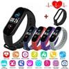 M5 Smart Fitness Bracelet Watch 2021 Men Women Smartwatch Sports Digital Electronic Watches for Apple Watch Xiaomi Huawei Pk M6