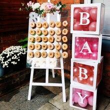 Donuts standı tutucu panoları düğün gelin dekorasyon asılı donut bebek duş parti davranır çocuklar misafirler tatlı öğleden sonra çay dec