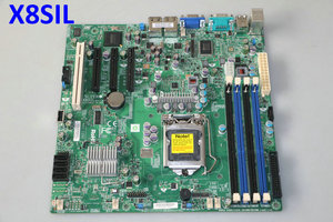 For Supermicro X8SIL LGA1156 DDR3 dual NIC server motherboard