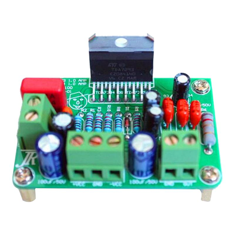 TDA7294 80W 100W Mono Audio AMP Amplifier Board DC30V-40V Kits Fit For TDA7293 Green