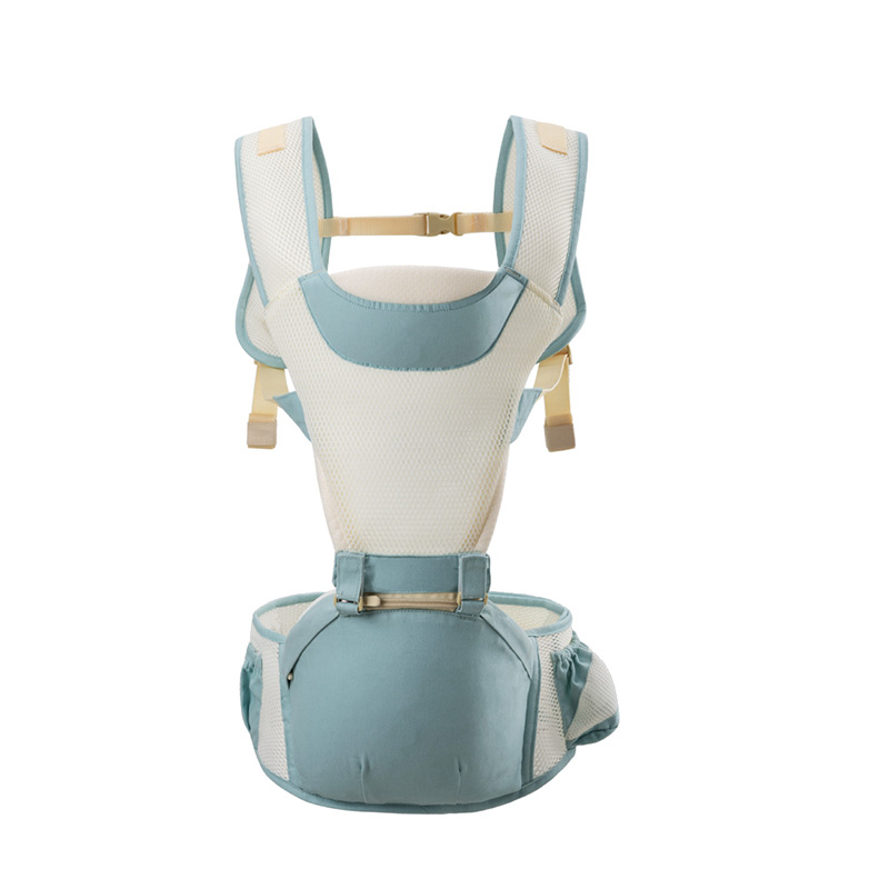 Ergonomic Back Baby Suit Bag 100% Cotton Weight 24kg Kangaroo Travel Strap Winding 0-36 Months 906