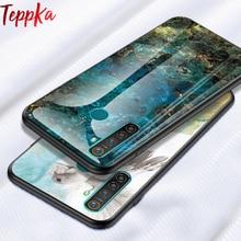 TeppKa Marble Case For Realme 5 Pro Case