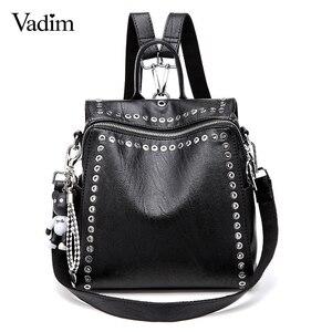 Vadim 2019 New Women Leather B