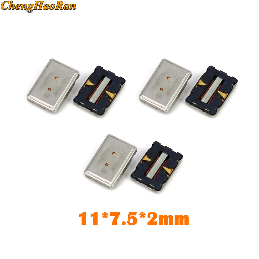2pcs 5pcs 10pc Earpiece Ear Sound Speaker Buzzer Receiver Replacement For Nokia 8800 6230 N95 6300 <font><b>3600s</b></font> 7500 6270 N73 5200 120 image