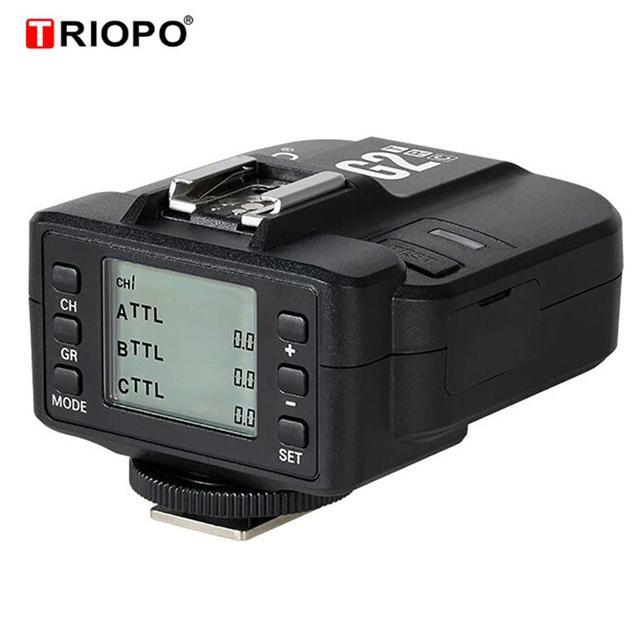 TRIOPO G2 2.4G Wireless Flash Trigger Receiver Suitable For TRIOPO TR 982III R1 G1800 TR 950II F1 200 Flash