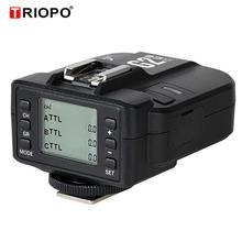 Triopo G2 2.4 グラムワイヤレスフラッシュトリガーレシーバに適しtriopo TR 982III R1 G1800 TR 950II F1 200 フラッシュ